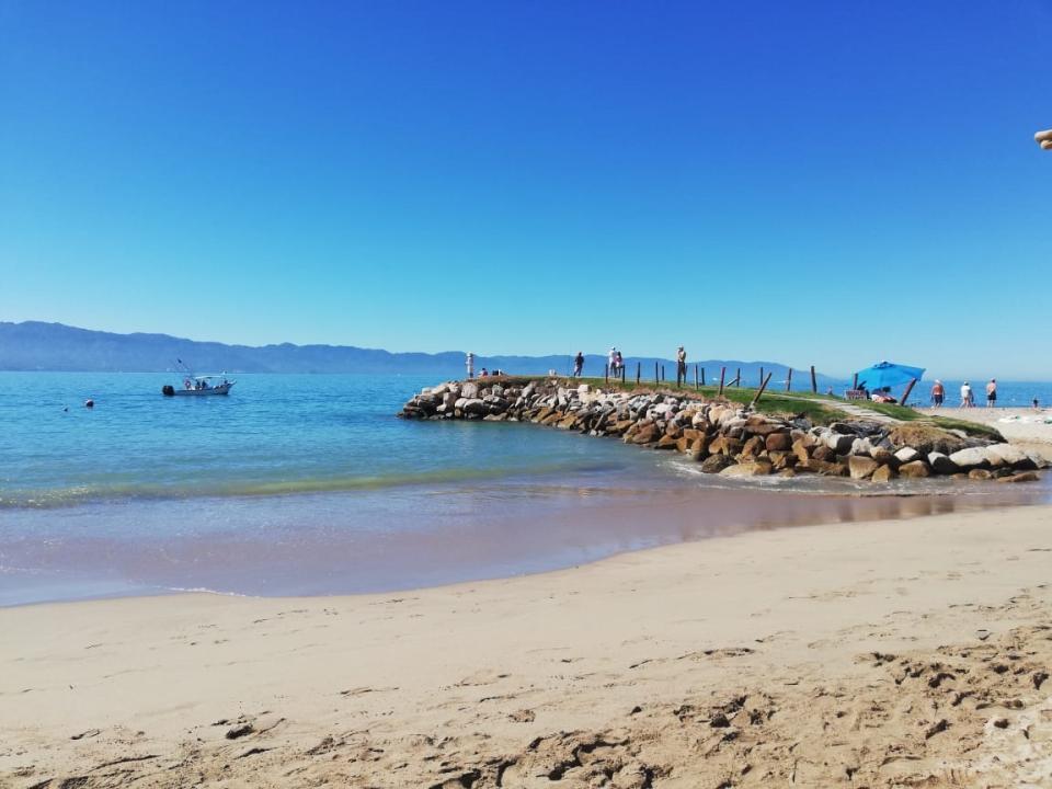 Hoteles no se apropian de las playas, aclaran