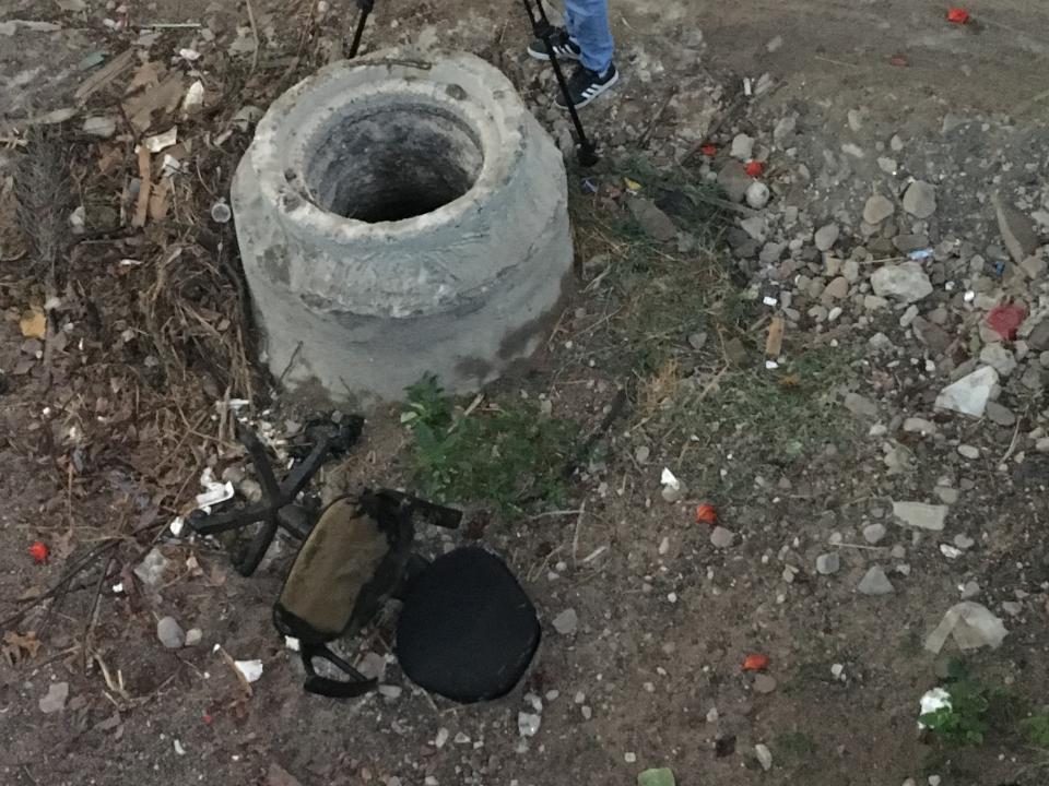 Alcantarilla destapada inquieta  a Vecinos de Loma Bonita
