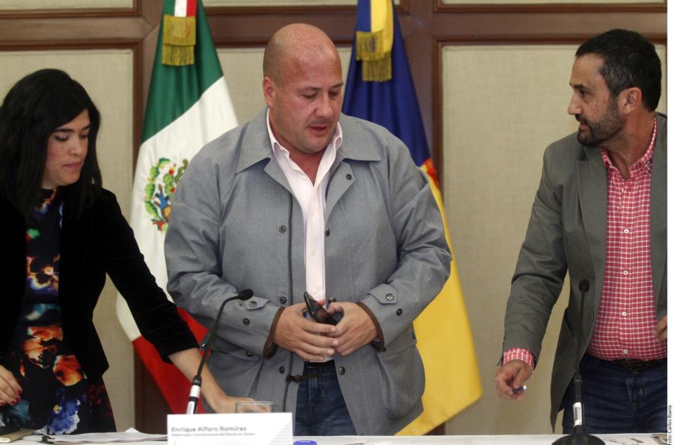 Pide Alfaro ajustar plan de seguridad en Jalisco