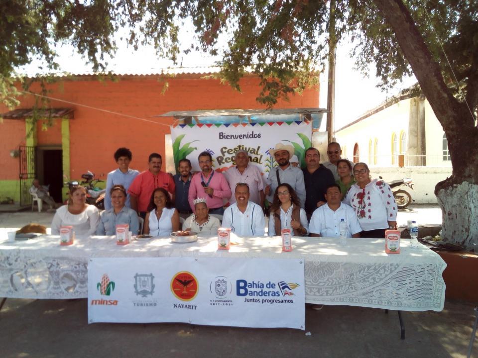 El próximo mes, arranca  Festival Regional del Maíz