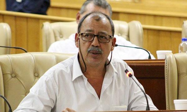 Deja diputado local  Ismael Duñalds el PRD