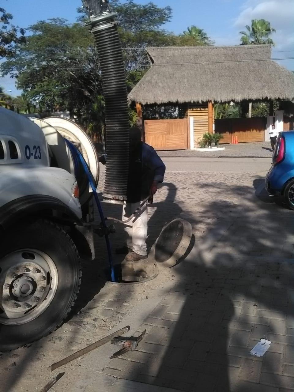 Atienden y resuelven problemática  en La Cruz de Huanacaxtle