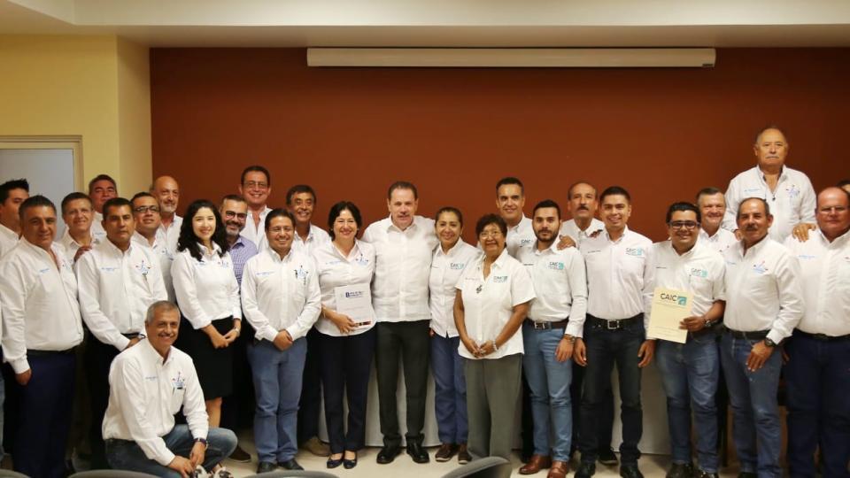 Certifican a Directores Responsables  de Obra en Bahía de Banderas