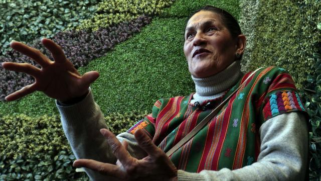 Jesusa Rodríguez    Seré instrumento de ayuda  para mexicanos agraviados