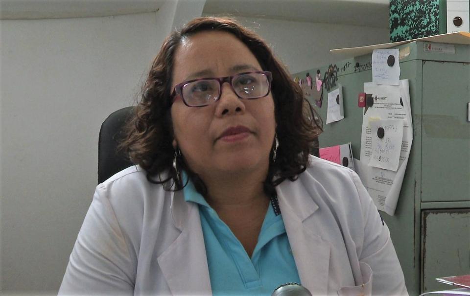 """""""No estaban en peligro"""",  dice directora del Hospital"""