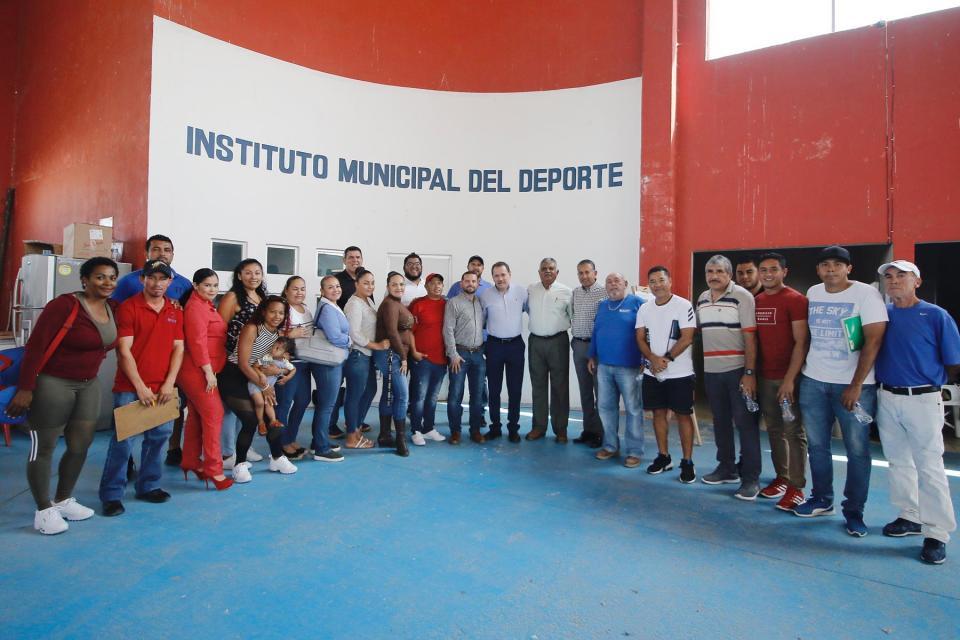 Daniel Briseño, nuevo Director del Instituto Municipal del Deporte