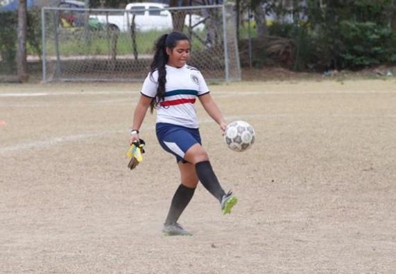 Escuela de Fútbol Tuzos Bahía  coloca Seleccionadas Estatales