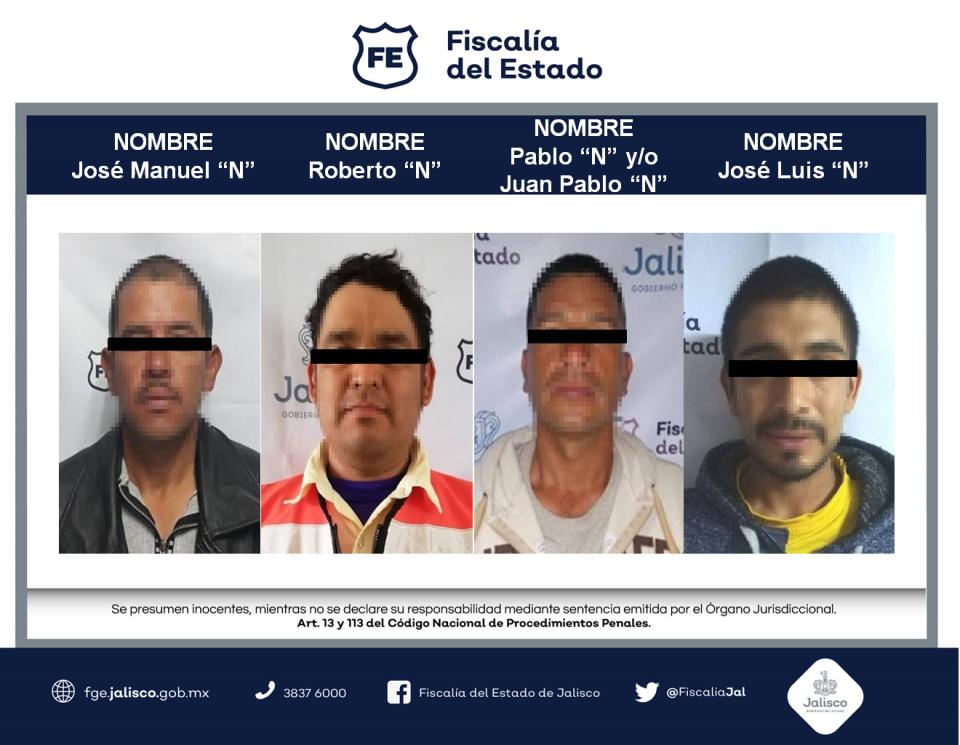 Fiscalía cumplimenta 16 órdenes de  aprehensión, uno en Puerto Vallarta