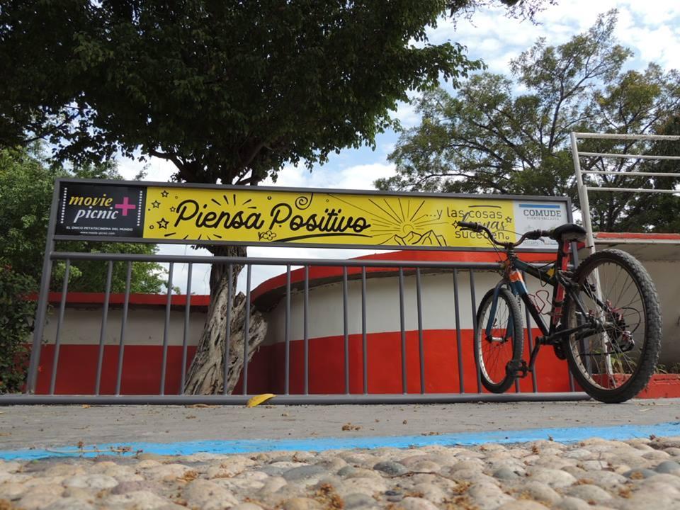 Instalan ciclopuertos en áreas deportivas de Puerto Vallarta