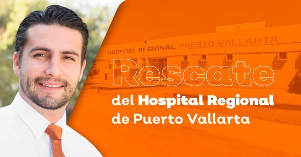 Lista la evaluación para el rescate del Hospital Regional: Luis Munguía