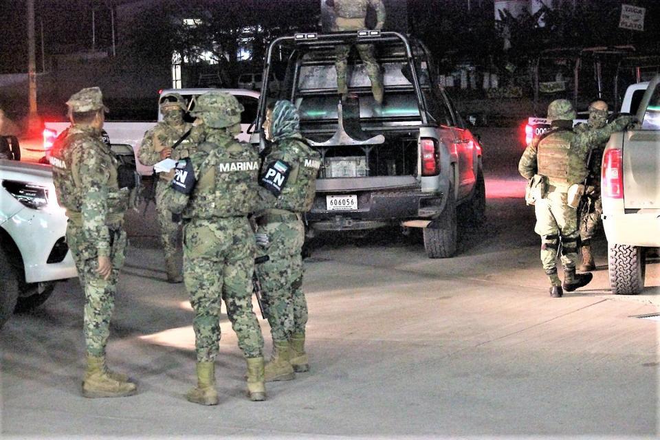 Operativos de Seguridad inspeccionan establecimientos con venta de alcohol