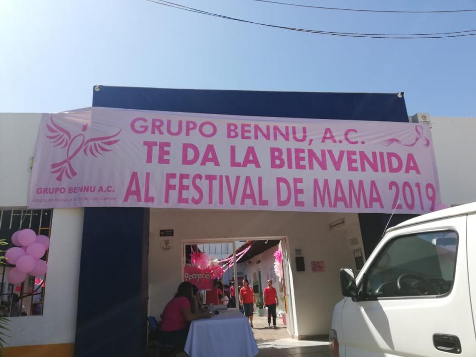 Todo un éxito el Festival de  Mama del Grupo Bennu