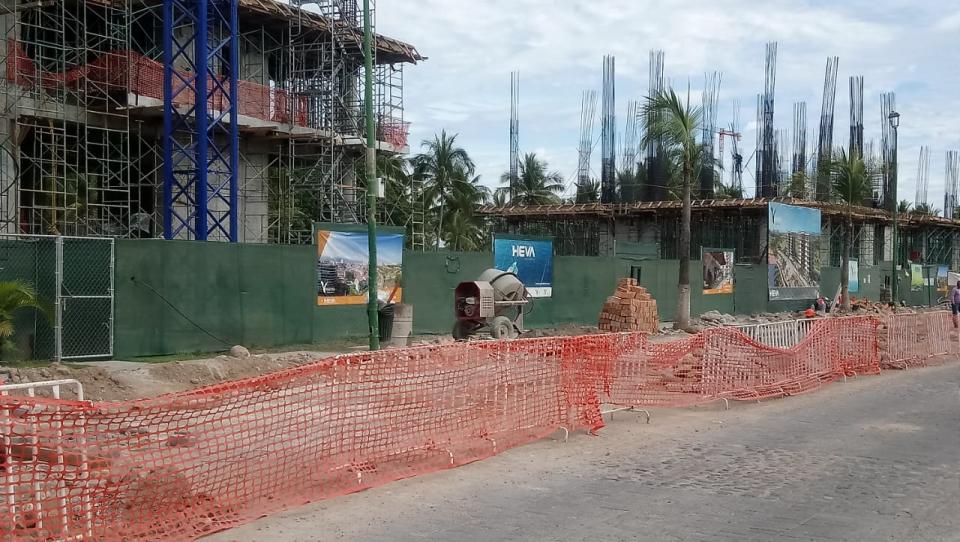 Realizan en Marina Vallarta  proyectos de mejoramiento