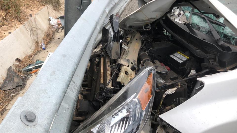 Se mata extranjero enespantoso accidente