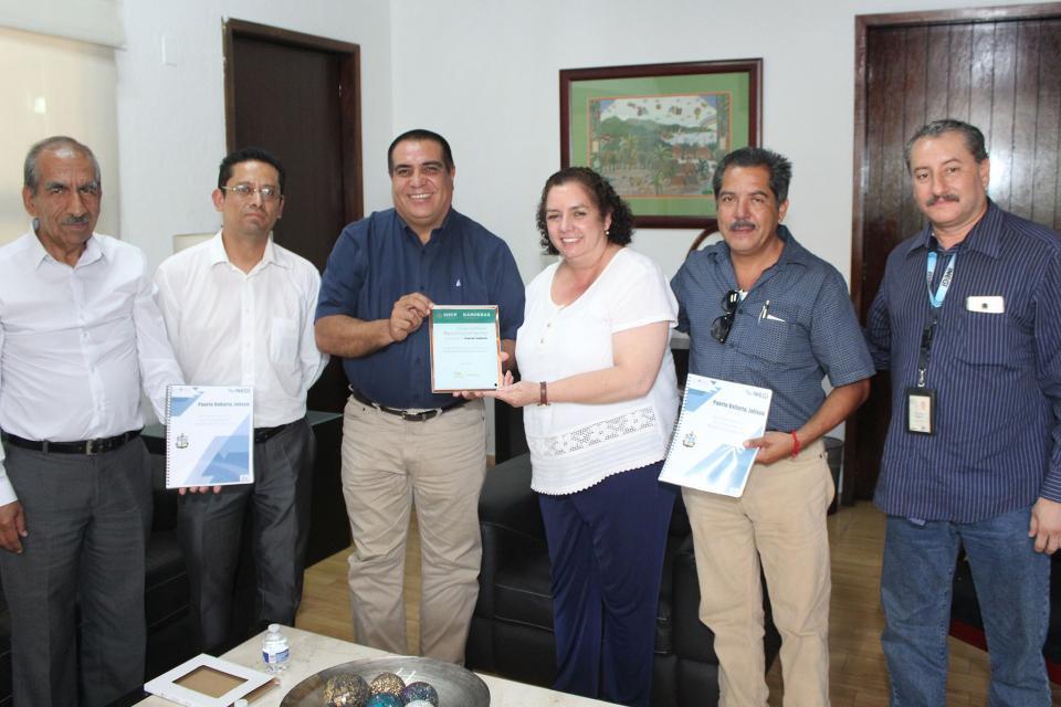 Cumple Vallarta con programa de Modernización Catastral