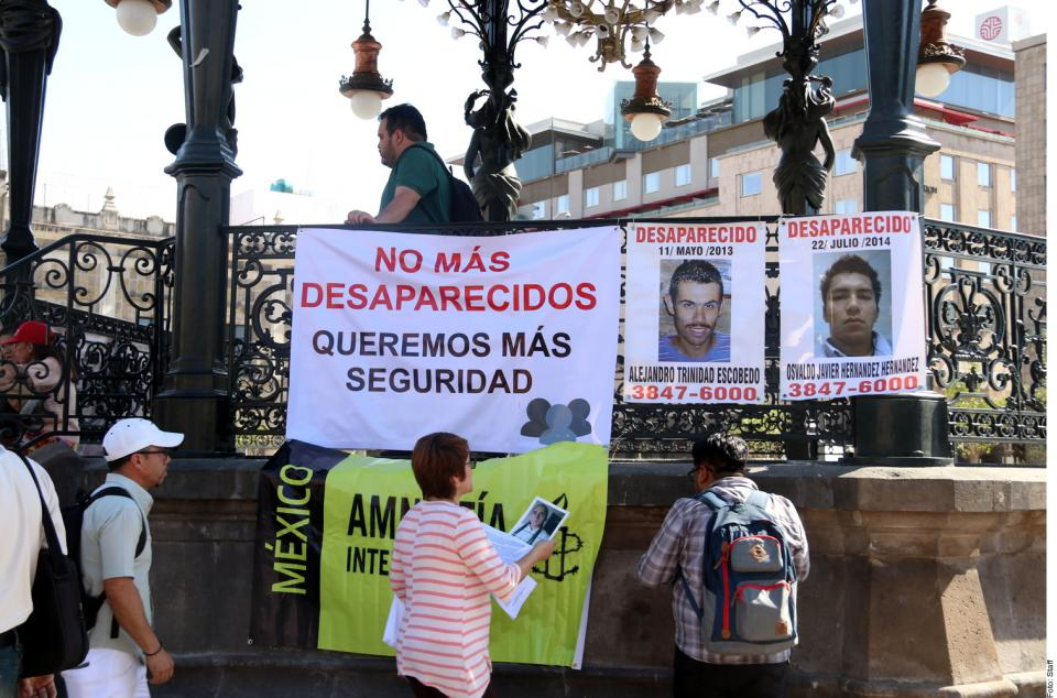 EN LOS PRIMEROS CUATRO MESES DEL AÑO…PV, tercer lugar en desapariciónde mujeres en Jalisco con 30