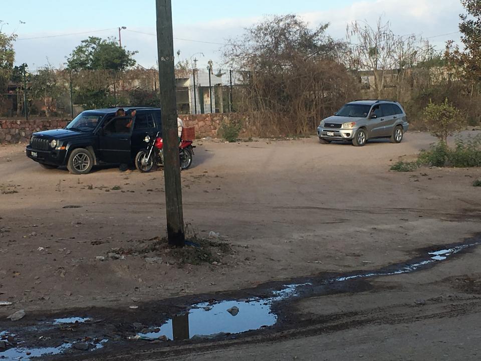 Área Verde, zona de problemas vecinales