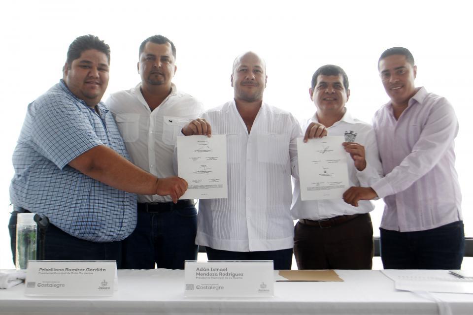 Presenta gobernador Plan Maestrode Desarrollo de Costalegre
