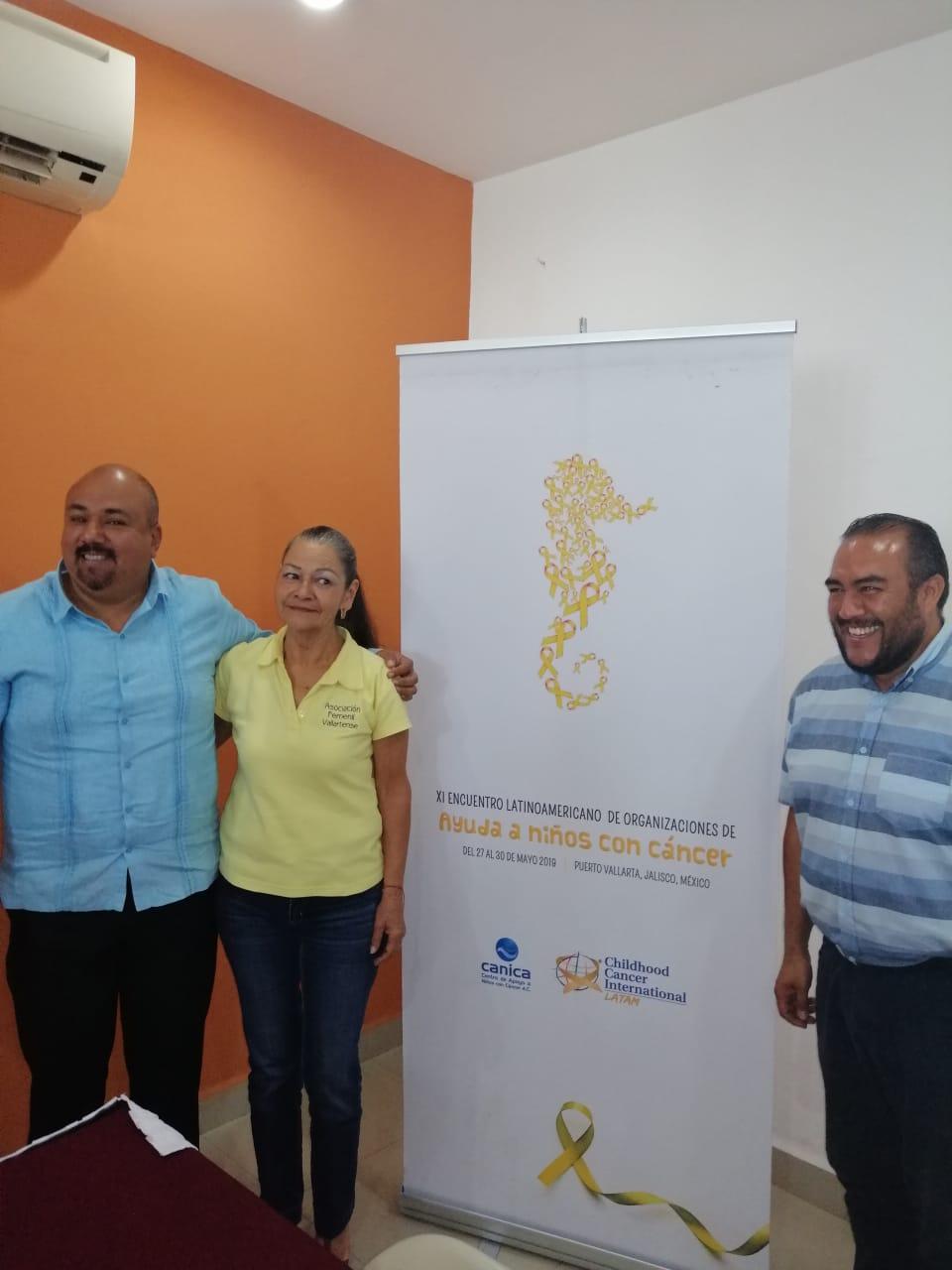 Vallarta sede del XI Encuentro Latinoamericanode Organizaciones de Ayuda a Niños con Cáncer