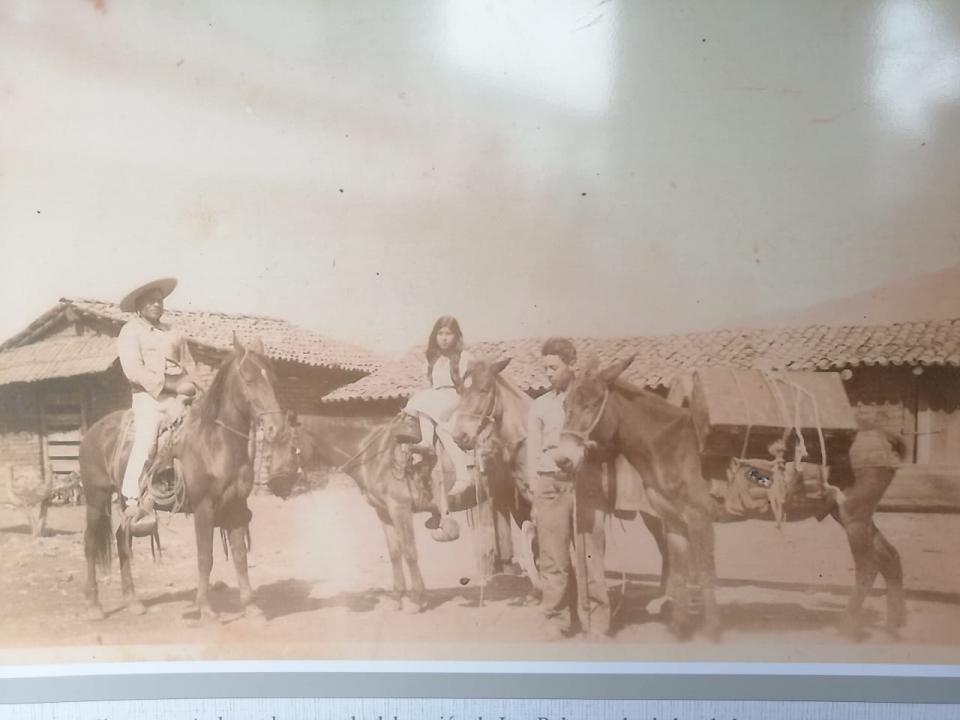 Grata exposición fotográficade Vallarta de 1936 a 1939