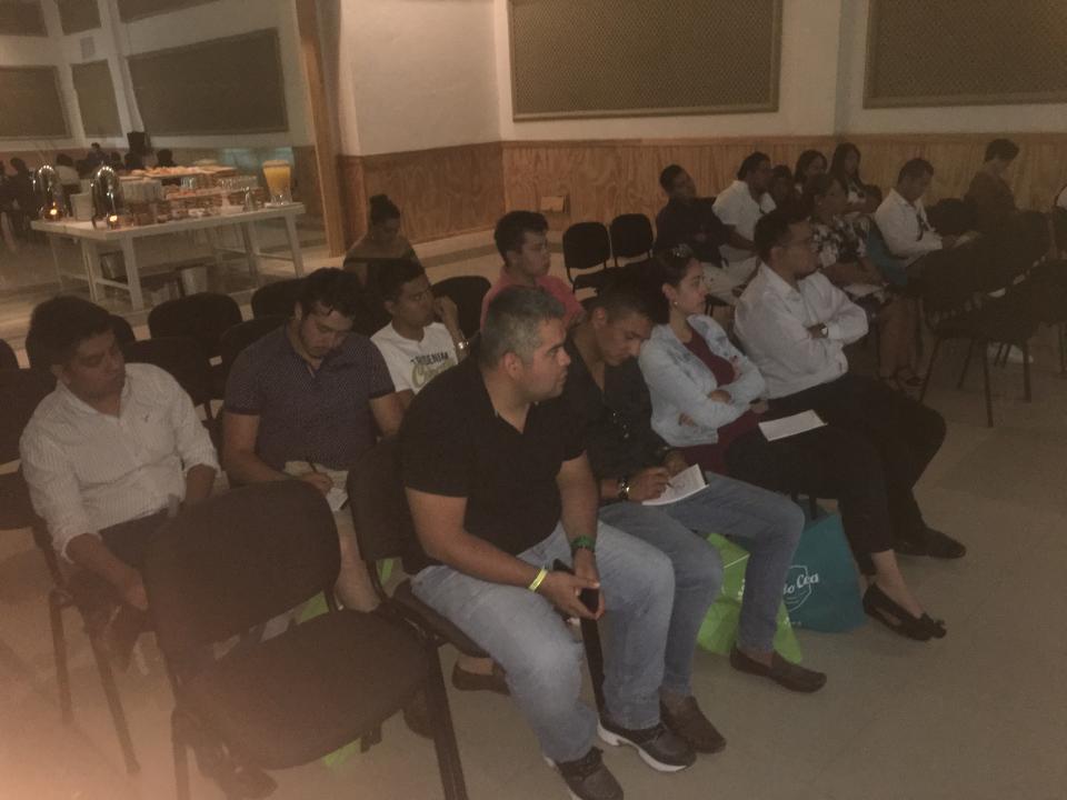 Se realiza congreso de derechoy criminalística en Puerto Vallarta
