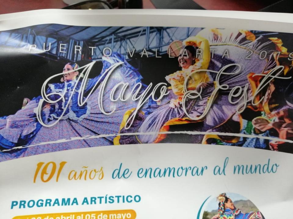 PROGRAMA DE MAYO FEST…Vallarta, 101 años deEnamorar al Mundo