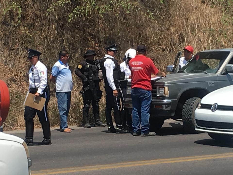 Se suspenden operativos de laPolicía Vial; anticonstitucionales