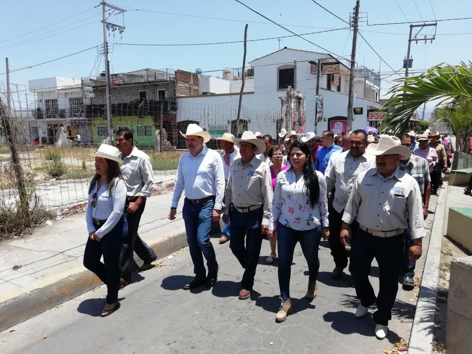 Cumple el ejido del San José del Valle 82 años
