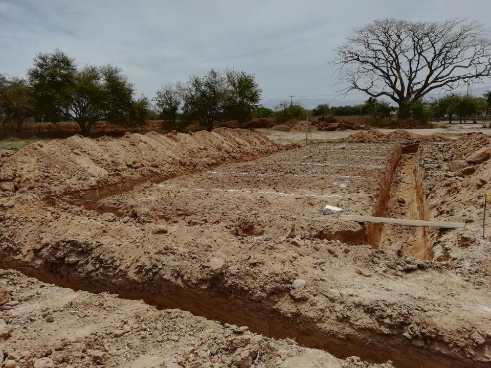 Preocupa atraso de la construcciónde nueva escuela en Paraíso Vallarta