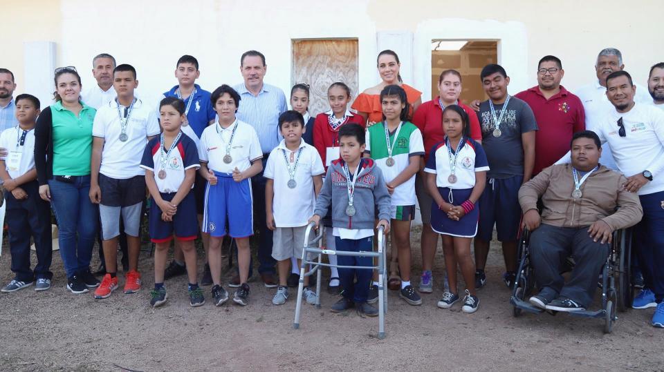 No hay espacios para personascon discapacidad en San Vicente