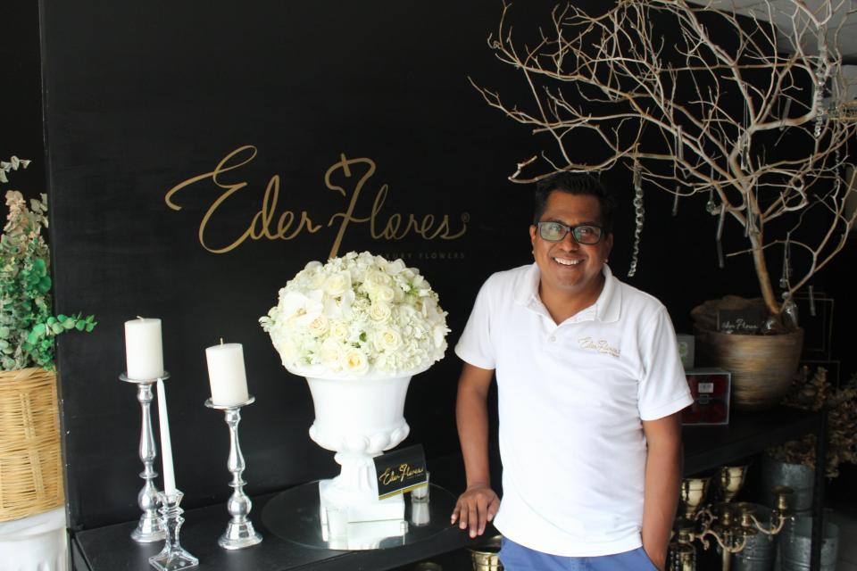 Tu boda es nuestro sueño, la visiónde Eder Flores Luxury Flowers