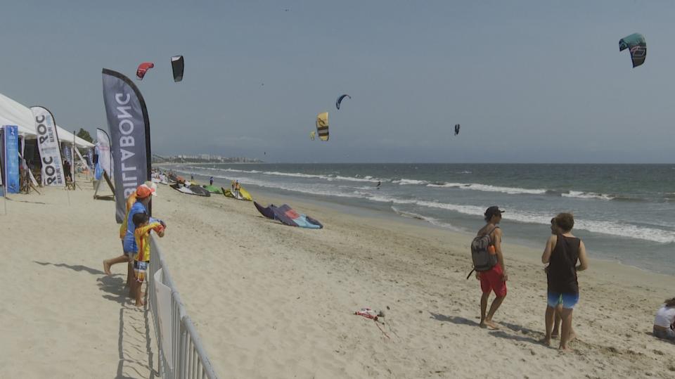 Inicia 10° Festival del Viento en Riviera Nayarit