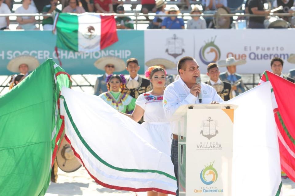 Arranca el Beach Soccer de laConcacaf con triunfo de México