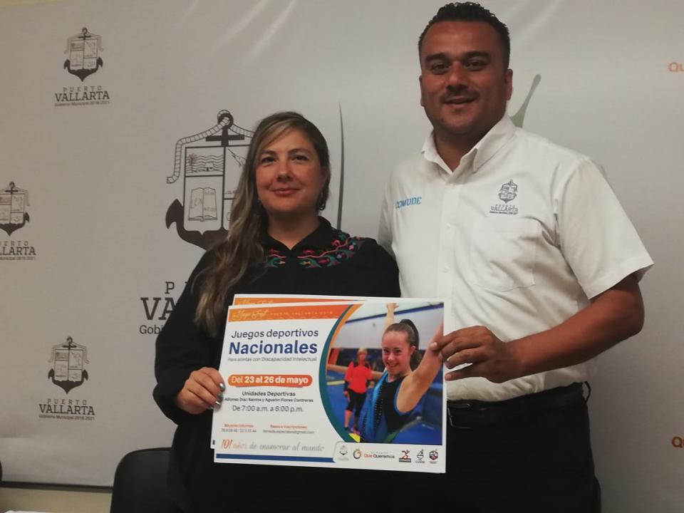 Anuncian los Juegos Deportivos paraAtletas con Discapacidad Intelectual