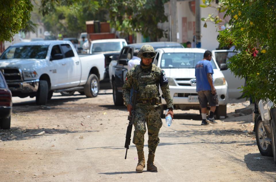 """EN PERSECUCIÓN HIEREN AL PRESUNTO HOMICIDA… Asesinan a """"El Tigre"""""""