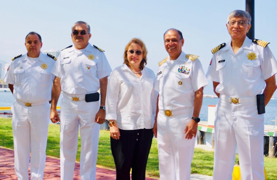 """Inician los preparativos para la celebración del """"Día de la Marina"""" en Puerto Vallarta"""