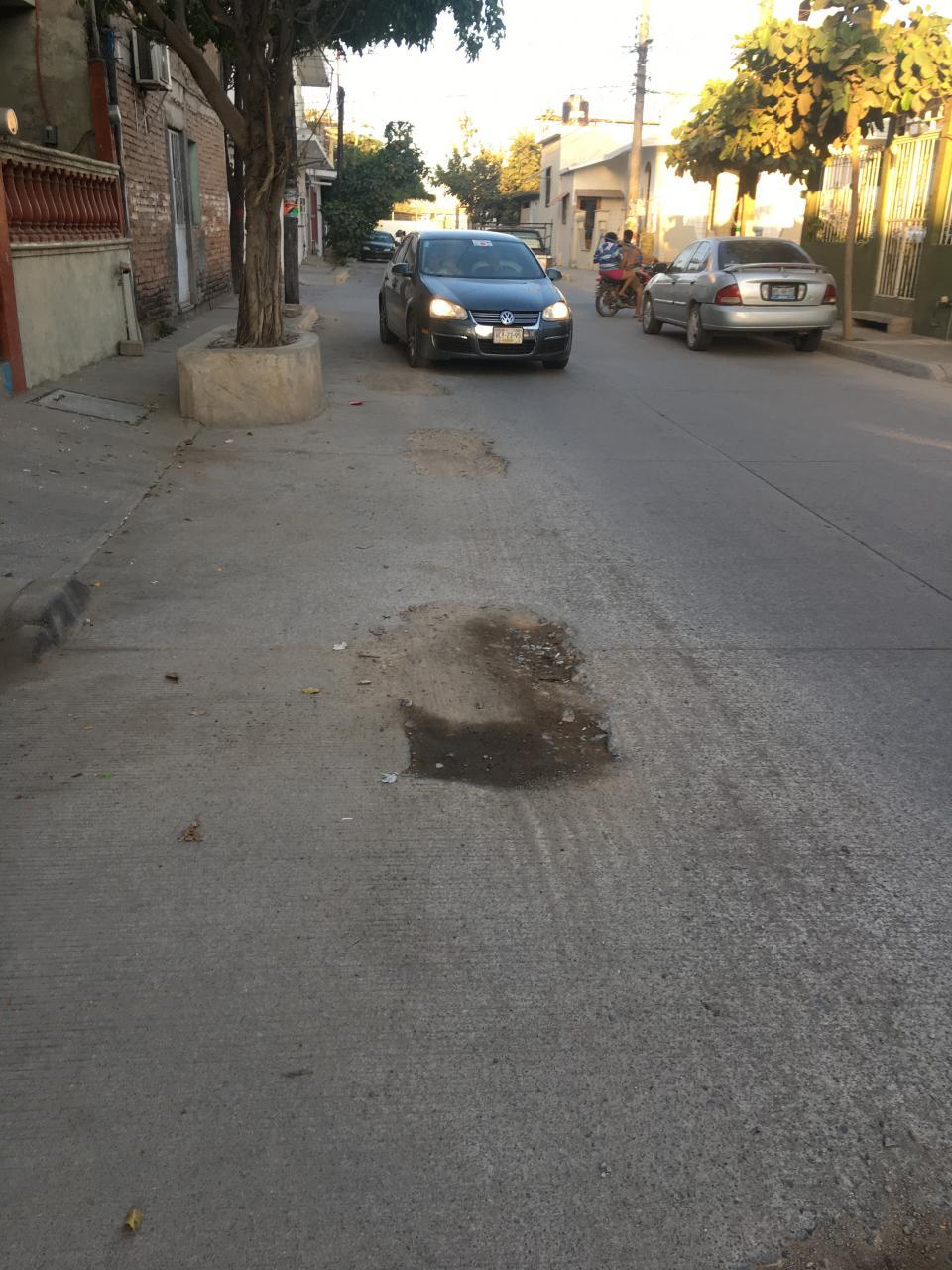 """Deja """"botado"""" Seapaltrabajo en Ixtapa"""