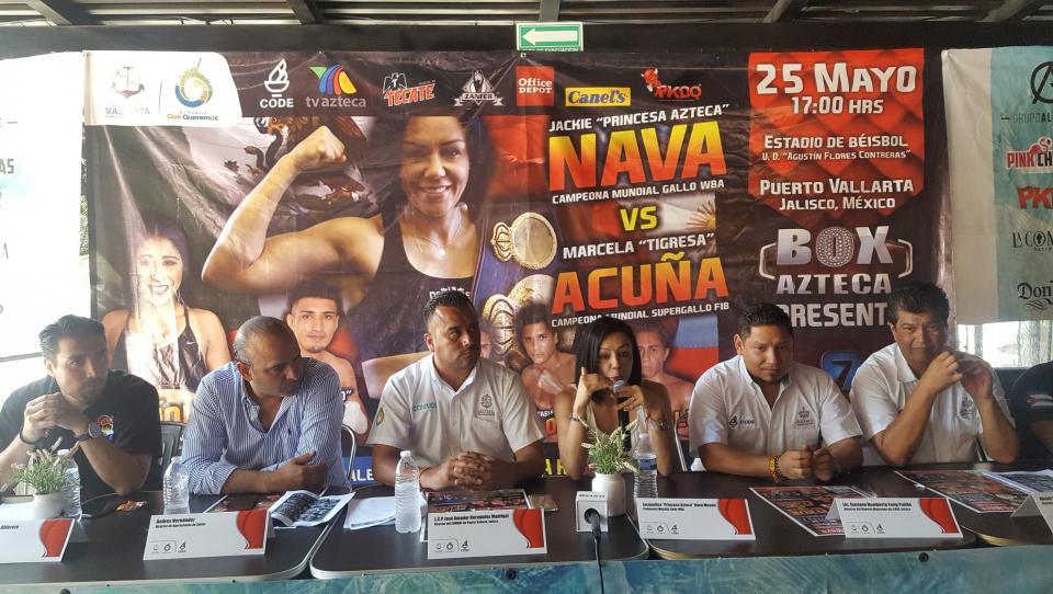 Anuncian pelea de campeonato mundial de box en Puerto Vallarta