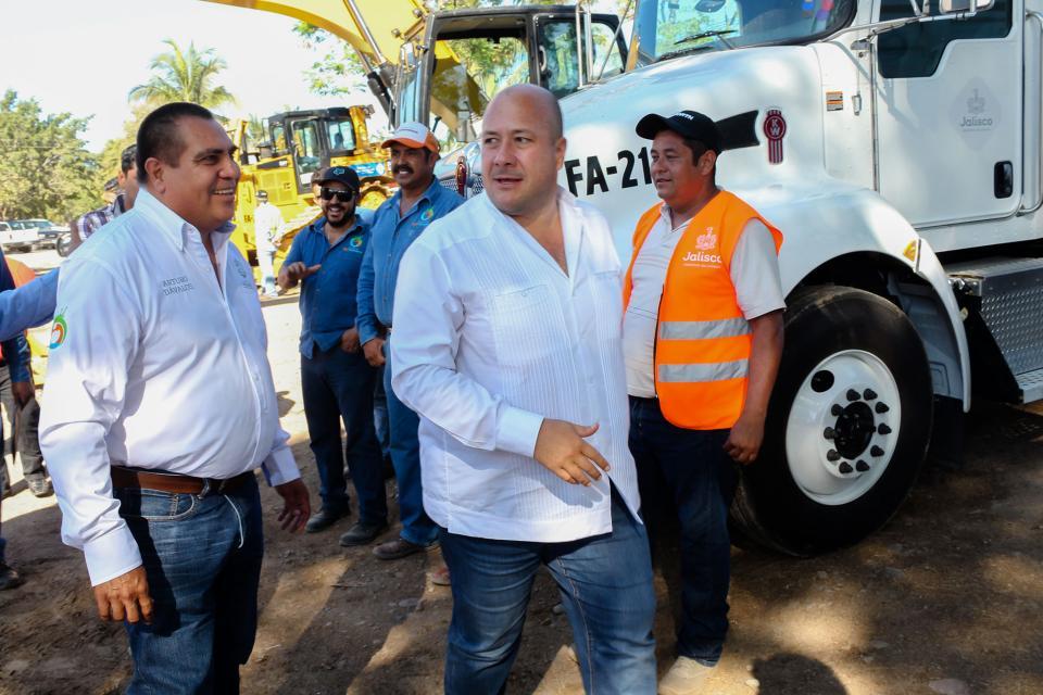 Reconoce Dávalos histórico apoyo al sector agropecuario de PV