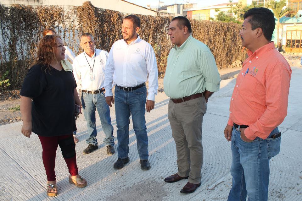 Villas Universidad y Sendero de Luna tendrán un acceso digno