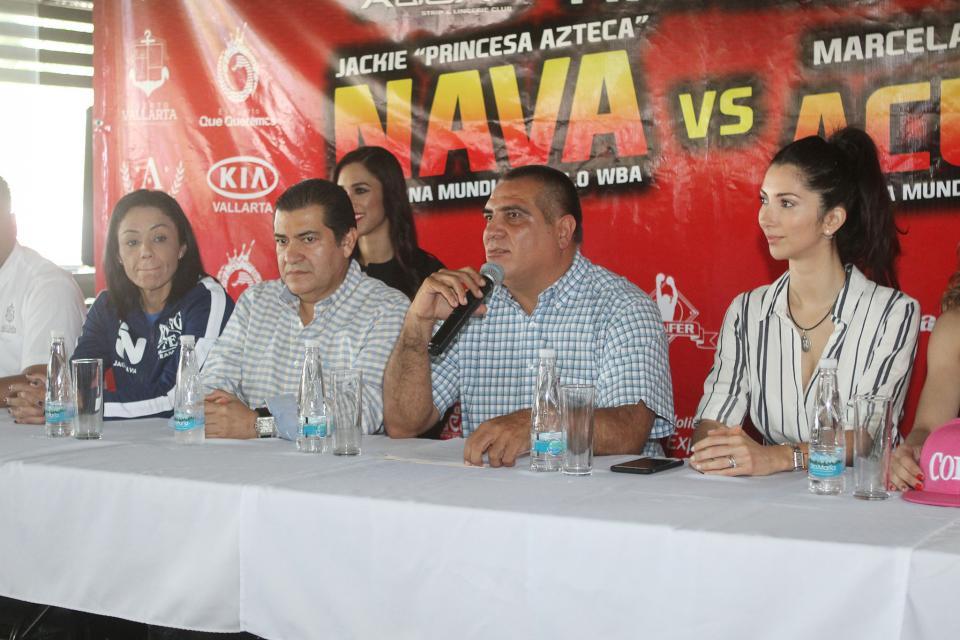 Evento boxístico contribuirá a la promoción del destino: Dávalos