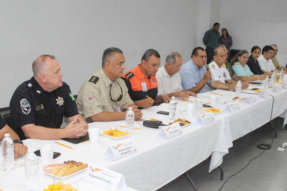 Declaran en sesión permanente Consejo de Protección Civil