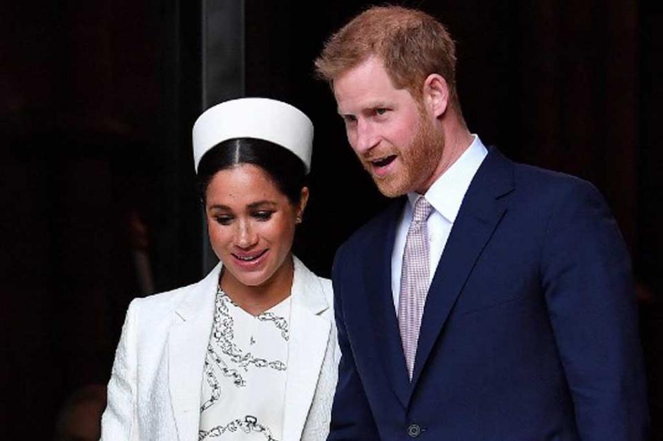 Nace el hijo del príncipe Enrique y Meghan Markle
