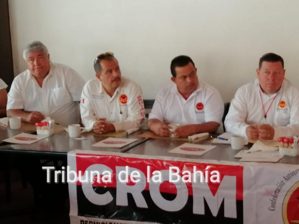 Gudiño aclaró que CATEM no es Sindicato Patito y Reviró que los Pillos son los Líderes de la CTM