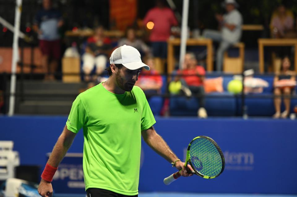 Manuel Sánchez se quedó en el camino del Puerto Vallarta Open presentado por La Afición
