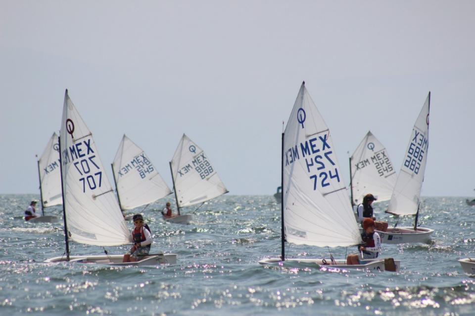 Será en Riviera Nayarit la Final de Velaen la Olimpiada Nacional 2019