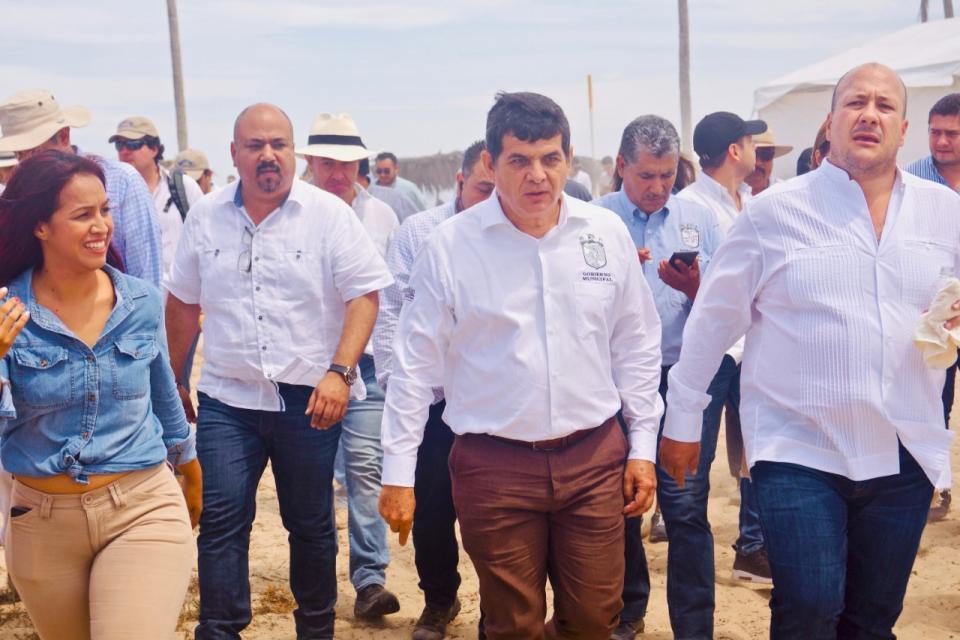 """""""El Plan Maestro de Desarrollo Costa Alegre generará miles de empleos para los trabajadores de nuestra región: Melissa Madero"""""""