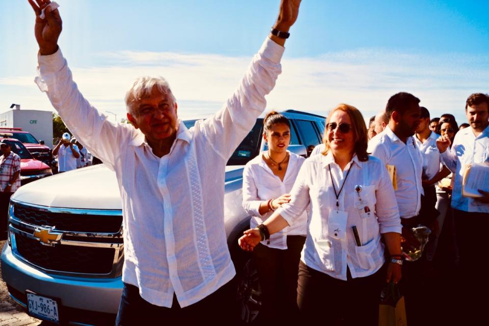 """""""API Puerto Vallarta cumplió con las expectativas de la visita del Presidente"""""""