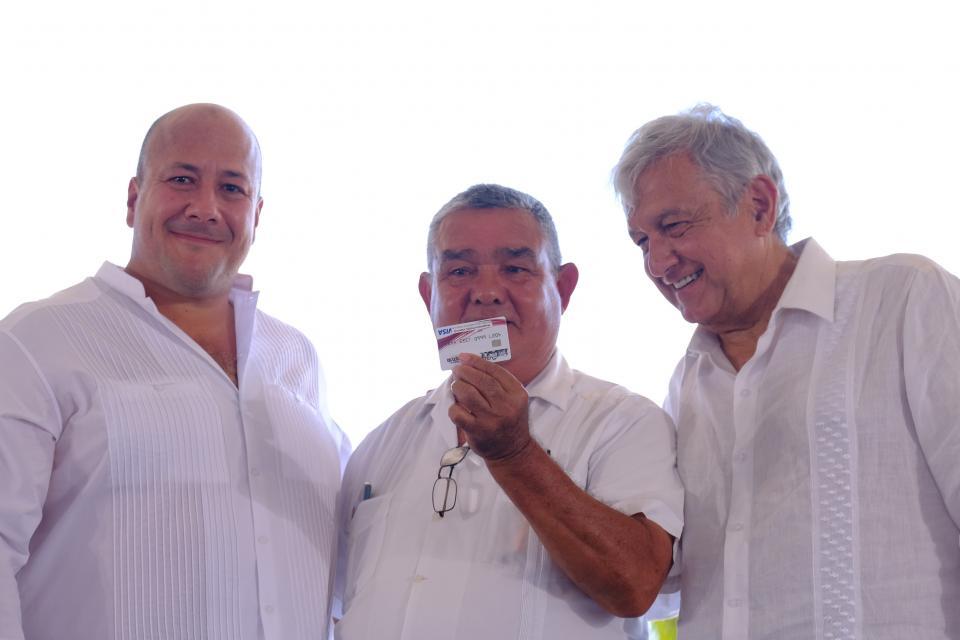 Alfaro y AMLO garantizan inversión para proyectos en Puerto Vallarta