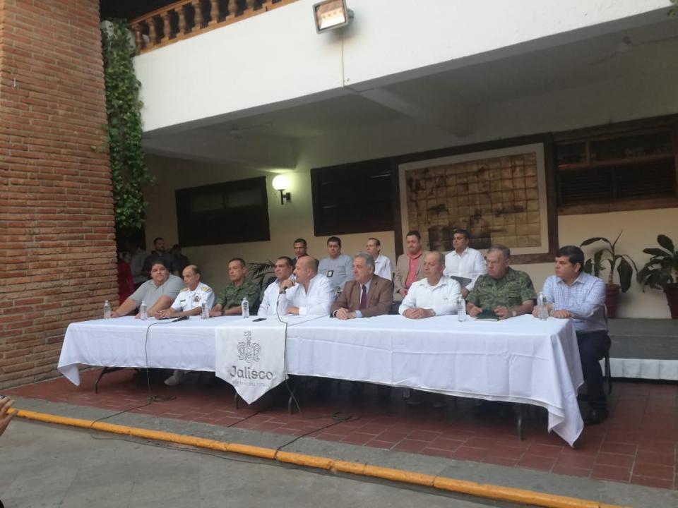 Reunión del Comité Ejecutivo del Consejo de Seguridad Pública